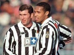 Henry e Zidane