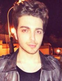 CURLS...need I say more?? Gianluca Ginoble ⭐️IL VOLO⭐️