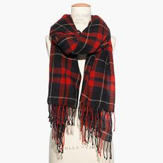 blanket scarf / madewell