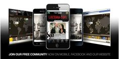 LACUNA COIL Launches Social Network with Mobile Backstage