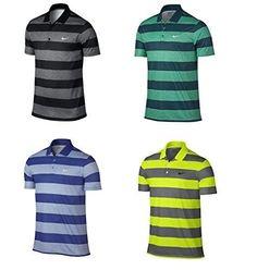 size 40 2ceb7 965b7 Nike Golf Victory Bold Stripe Polo