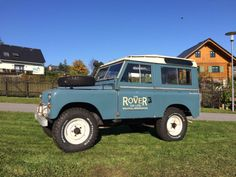 //Land Rover Series