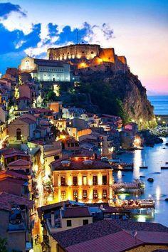 Someday I will be here. Reggio Italy