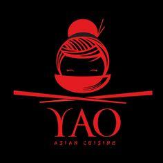 YAO Asian Cuisine Sushi, Catering, Movie Posters, Ferrari, Gourmet, Santo Domingo, Street, Catering Business, Gastronomia