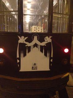 Stickers Tram @ Milan Project #01