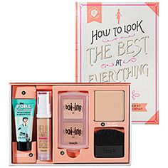 Benefit Cosmetics - How To Look The Best At Everything  #sephora