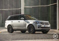 2016 Land Rover Range Rover SV Autobiography