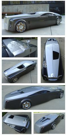 Rolls Royce Apparition By Jeremy Westerlund At Coroflot Com Cars