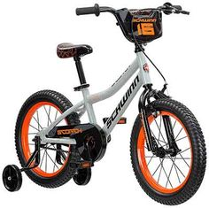 2000939c534 Schwinn Scorch Bike for Boys with Training Wheel, Multiple Colors Best Kids  Bike, Cool