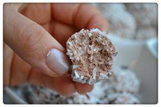 Tasty Health: Två varianter på nyttiga chokladbollar