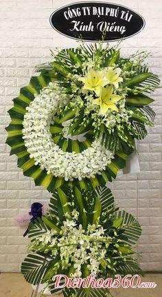 Đăt hoa chia buồn đám tang
