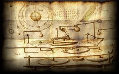 Orrery diagram