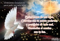 ORACIONES Y ALABANZAS A DIOS.: MENSAJES Y ORACIONES A DIOS POR TI...POR TUS HIJOS...