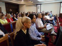 Οι διδάσκοντες Λεωνίδας Χατζηθωμάς & Εύη Δεκούλου, βλέπουν με τα μάτια του κοινού! #retreat2014, #retreatapky2014