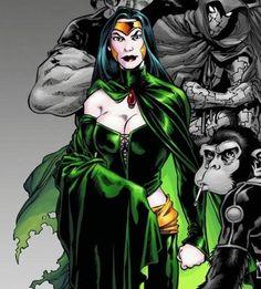 Enchantress (June Moon), #styleidol #bamf #comics