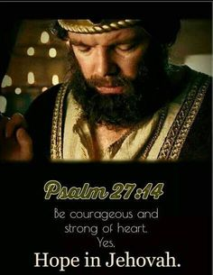King Hezekiah, trusted in Jehovah implicitly.  What strong faith and loyalty.