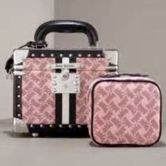 ISO Looking to buy this HELP! Looking for the scottie dog hard case makeup train please let me know if you are willing to sell or if you see it for sale :) thank you! Juicy Couture Bags