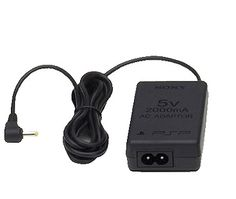 Enjoy continuous play on your PSP® handheld gaming device while recharging the battery, with the PSP98522 AC adaptor.