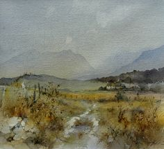 watercolor Classic - English artist DAVID HOWELL. Discussion on LiveInternet - Russian Service Online Diaries