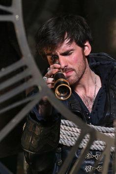 Sexiest Captain Hook EVER.