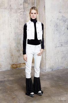 Photo feat. Lee Kelters - MM6 Maison Martin Margiela - Autumn/Winter 2015 Ready-to-Wear - Lookbook | Brands | The FMD #lovefmd