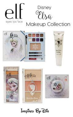 New e.l.f. Disney Elsa Makeup Collection
