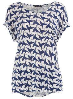 Dorothy Perkins - Hummingbird Print...could be cool if it were pinwheels
