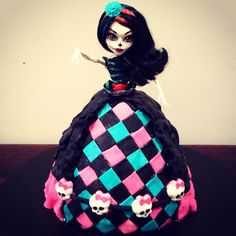 Monster High!! Made with love by me! Xx