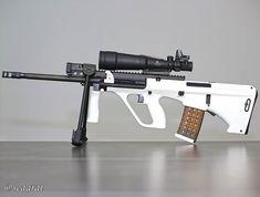 R Investments Product Weapons Guns, Airsoft Guns, Guns And Ammo, Rifles, Mandalorian Ships, Custom Guns, Steyr, Assault Rifle, Cool Guns