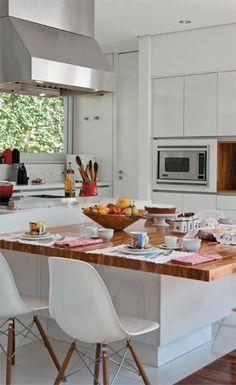 8 cozinhas acolhedoras - Casa