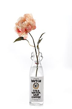 mybeans package design, flower