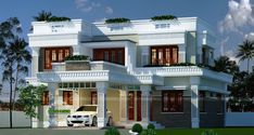 Double Storey Home in Box Type 1