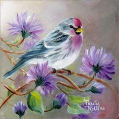 Oiseaux en peinture - Paulie Rollins Paulie Rollins