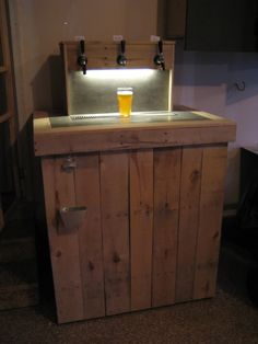 Show us your Kegerator - Page 378 - Home Brew Forums ~ Mine would have to be wine since I can no longer drink beer!