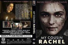 My Cousin Rachel (2017) DVD Custom Cover