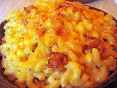 Los Mac and Cheese de Kraft son deliciosos, pero si los hacemos con una receta casera americana, nuestros macarrones con queso quedarán riquísimos.