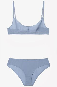 13 Wear-Every-Day Underwear Sets For The New Year #refinery29  http://www.refinery29.com/comfortable-lingerie-sets#slide2  Silky and smooth.