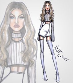 Gigi Hadid by Hayden Williams                                                                                                                                                      More