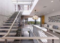 Ocean Deck House : A Stunning Private Residence in Bridgehampton, New York   DesignRulz.com