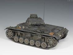 Panzer III Ausf. F