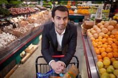 Grocery Deliveries in Sharing Economy - The New York Times