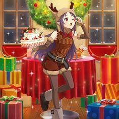 Feliz Navidad Yuuki