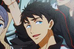 💮Rube💮 (@RubyRaisingCain)   Twitter Yamazaki Sousuke, Free Eternal Summer, Free Iwatobi Swim Club, Kyoto Animation, Anime Reccomendations, Clannad, Free Anime, I Love Anime, Art Forms