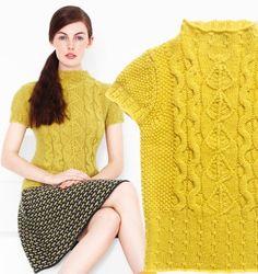 Lana tricot per uno stile chic e caldo: nuova tendenza inverno 2011-2012 - NanoPress Donna