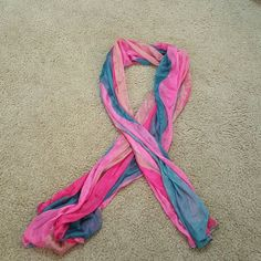 Scarf Multi color scarf Accessories Scarves & Wraps
