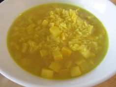 This is a lovely soup and I was hopeful that it would lift my mood, as the introduction suggests. I am battling a crappy cold which came on so suddenly that I was unable to use any of my usual pree…