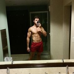 Just doing my maintenance thing for the summer, lifting heavy and staying lean. Cals are around 2500/day with one cheat meal per week. I'll be reverse dieting back up to the 2800/day range but I don't think I'll be able to go higher and maintain this body fat %. Feeling good though so I don't mind it.