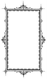 Antique Images - Fabulous French Graphic Frames. #antique framnes, #vintage frames, #free frames.