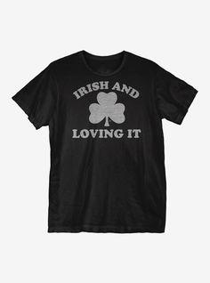 IM IRISH IRELAND funny NEW Men Women T SHIRT TOP size 8 10 12 14 16 s m l xl xxL