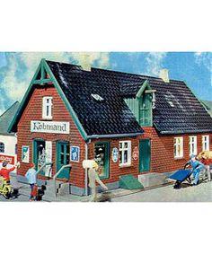 Heljan 208. Købmandsgård.